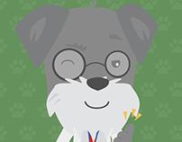 Cevepat Mascot - Filó