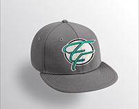 """""""Estrellas del futuro"""" equipo de baseball identidad."""