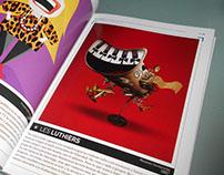 Diseño de personje | Les Luthiers