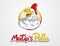 Branding / Matia's Pollo