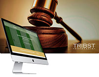 Redesign website Tribst Advocacia