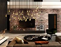 Retouching Interior Design