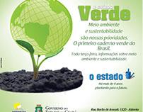 Anuncio Meio Ambiente para Jornal o Estado
