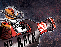 APA BEER - LABEL NO WAY BACK - OTH