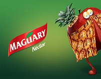 Campanha Sem Mistura de Fruta Maguary Néctar