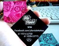 Tatoo Business Card - YlaTatoo