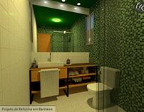 Projeto de Banheiro