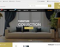 Tienda Virtual(E-Commerce) Mobiliario