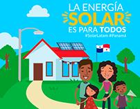 Banners Solar Latam Panamá