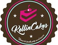 Logotipo Keilin Cakes