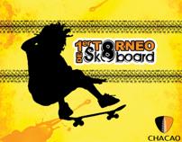 Toneo Skateboard