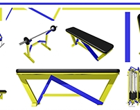 Sports equipment alfa design