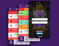 App Freela Finder