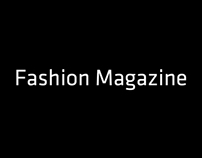 Fashion Black&White magazine