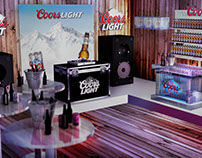 Activación Coors Light