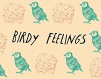Birdy Feelings // Estampa