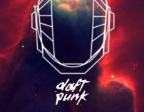 Daft Punk - Discovery - Redesign