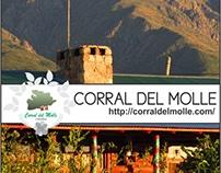 Diseño de Marca y Sitio Web Corral del Molle