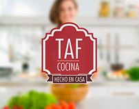 TAF Food Delivery Identity