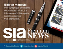Atlas Seguridad News letter-Redes Sociales- SIA