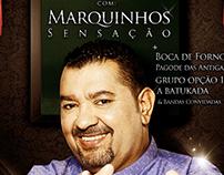 Show Marquinhos Sensação