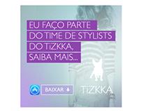 Ads for Tizkka