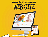 WebSite - Pré Escola El Shaddai