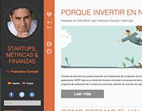 Blog - Francisco Coronel - NXTP