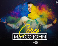 Lançamento Cores - Marco John