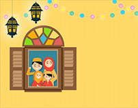 Hari Raya greeting video