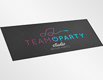 Logotipo Team Party 2016