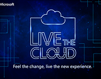 Live the cloud - Microsoft