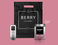 BERRY TEA HOUSE - BRAND / MARCA
