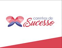 Caminhos de Sucesso - Blog - Identidade Visual