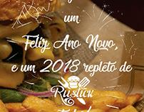 Rustick - hamburgueria