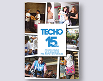 Fanzine 15 años TECHO El Salvador