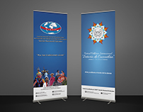 Rollup Banner for CIOFF® El Salvador