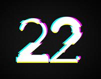 22-22 // Poster Series