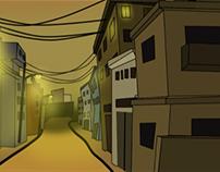 Animated Video, Buenos Aires, Noviembre 2012