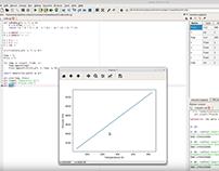 Estudo de Comportamento de Gases em Python