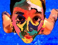 Retratos & Autorretratos Intervenidos digitalmente