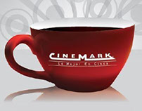 Cinemark Coffee Poster