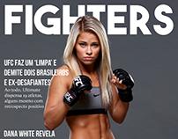 Capa revista Fighters