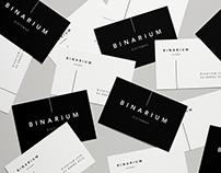 Business Cards Binarium Sistemas
