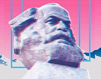 GRAPHIC DESIGN | Vaporwave Poster