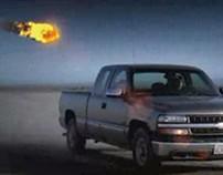 Diseño sonoro para spot publicitario de Chevrolet