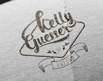 Kelly Guesser Art Tattoo   Logo Design