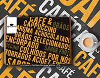 Identidade Visual e Embalagem Café Paulistano