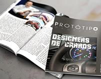 Protótipo Magazine