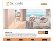 Sitio Web: Floreal del Sol